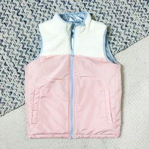 Buffalo Girl's Reversible Vest